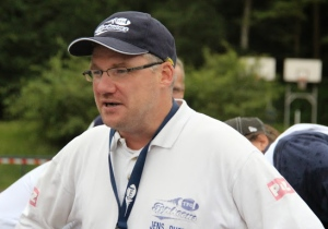 Typhoons Head Coach Jens Ruffert