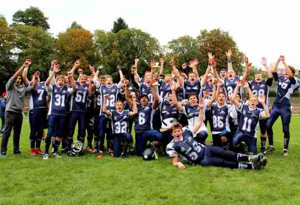 U17 TFG Typhoons - Oberliga-Meister 2015